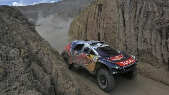 Dakar 2016 Seb Loeb Stage 6 2