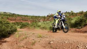 Dakar 2016: Alain Duclos retains 10th overall for Sherco TVS after Stage 5