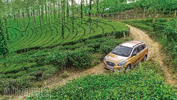 Datsun GO+ Pepper Drive Kerala (5)