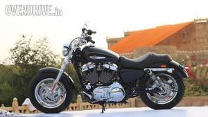 Image gallery: 2016 Harley-Davidson 1200 Custom