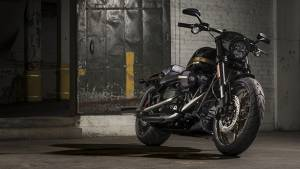 Harley-Davidson unveils CVO Pro Street Breakout and Low Rider S