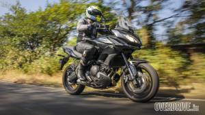 2016 Kawasaki Versys 650 road test review (India)