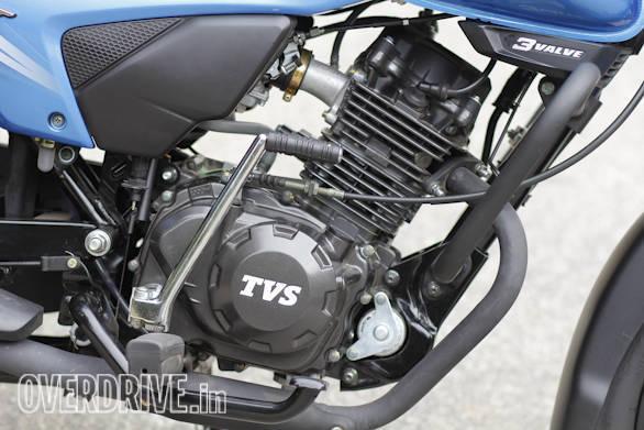TVS Victor 110