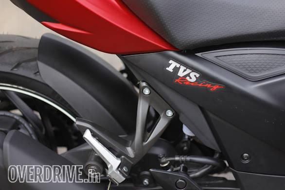 TVS Apache RTR 200 4V