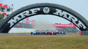 MRF Challenge 2015: Pietro Fittipaldi and Tatiana Calderon to fight for title in Chennai