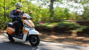 2016 Mahindra Gusto 125 first ride review