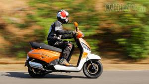 Mahindra Two Wheelers launch the Gusto 125 in India at Rs 50,920 (ex-Chennai)