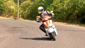 Mahindra Gusto 125 - First Ride Review by OVERDRIVE - Video