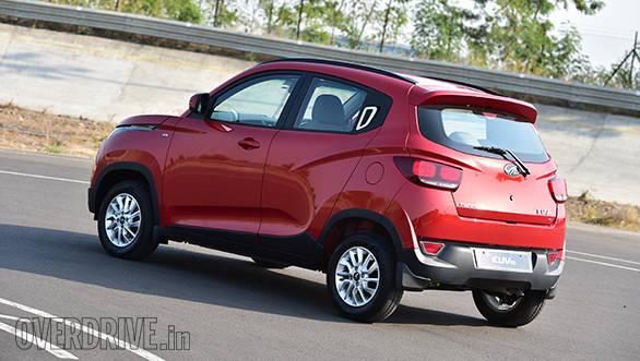 Mahindra KUV100 (10)