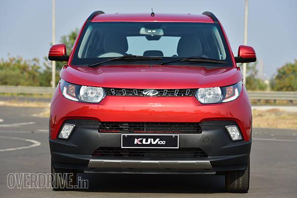 Mahindra KUV100 (12)