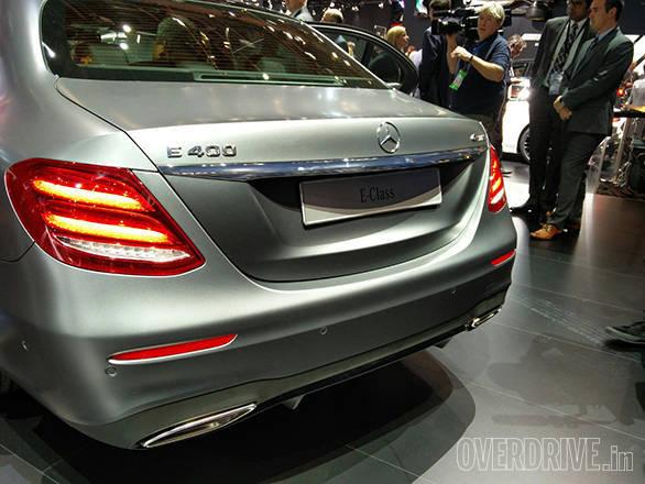 Mercedes-Benz E-400 Detroit Motor Show (5)