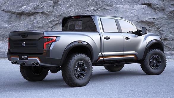 Nissan Titan Warrior Concept 3