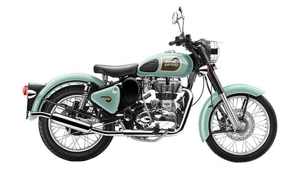 RE classic-350-mint