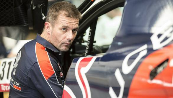 Sebastien Loeb took stage win in the car category of the Dakar, proving he isn't going to let a little inexperience in the desert stand in the way of things