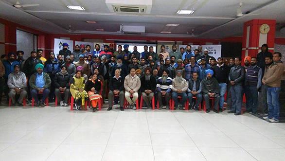 Tata Motors school bus driver training (3)