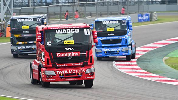 Tata Prima Truck Racing (1)