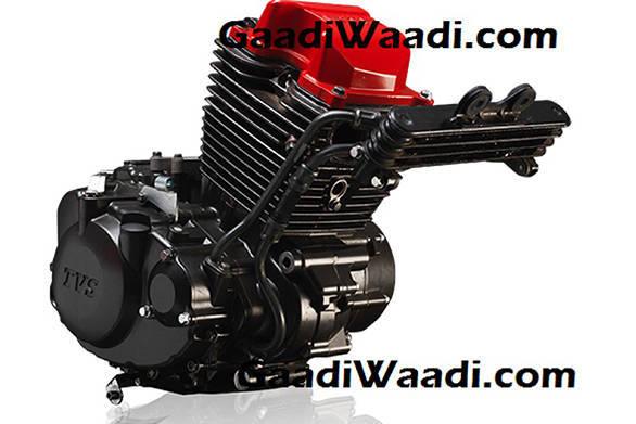 Tvs-Apache-RTR-200-engine