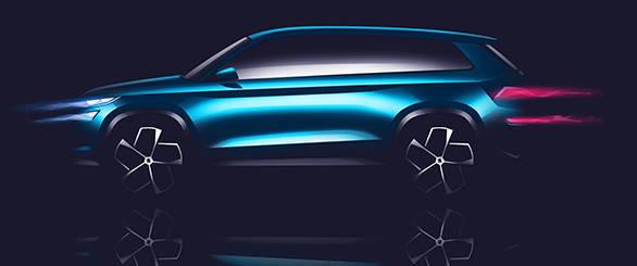 KODA VisionS - SUV Design Study Celebrates Premiere in Geneva