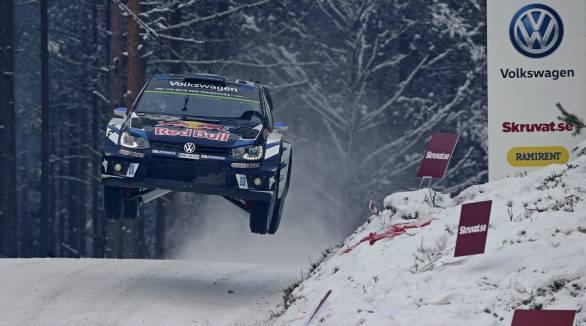 2016 Rally Sweden Sebastien Ogier