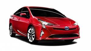 2016 Auto Expo: 2016 Toyota Prius coming to India
