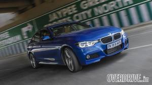 2016 BMW 3 Series M Sport road test review