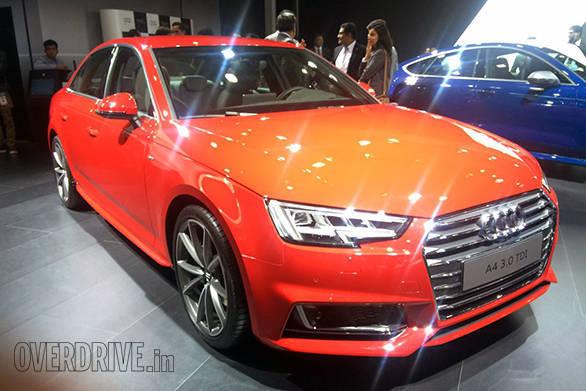 Audi A4 3.0 TDI (1)