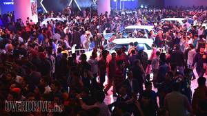 2016 Auto Expo records 6.01 lakh visitors over one week