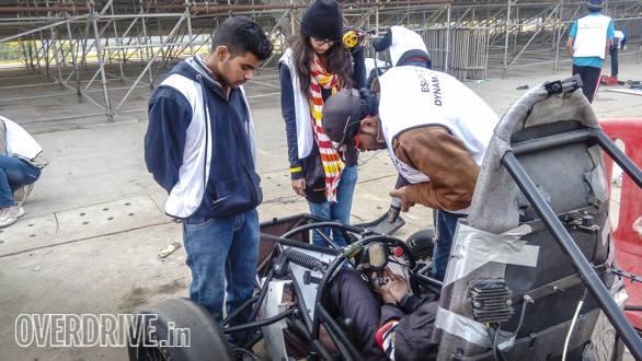 Baja Student India and Formula Student India (3)