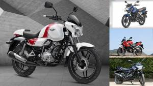 Spec comparison: Honda CB Shine vs Bajaj V vs Discover 150S vs Pulsar AS150