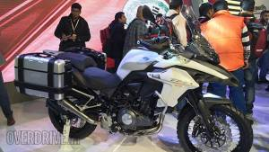 DSK-Benelli to launch four new motorcycles in India in 2016