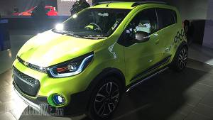 Chevrolet Beat Activ and Essentia to enter production