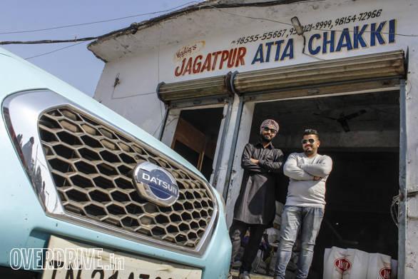 Datsun Go Punjab Wheat travelogue (19)