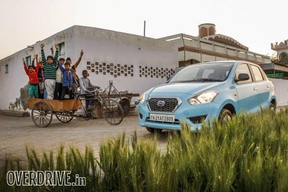 Datsun Go Punjab Wheat travelogue (4)