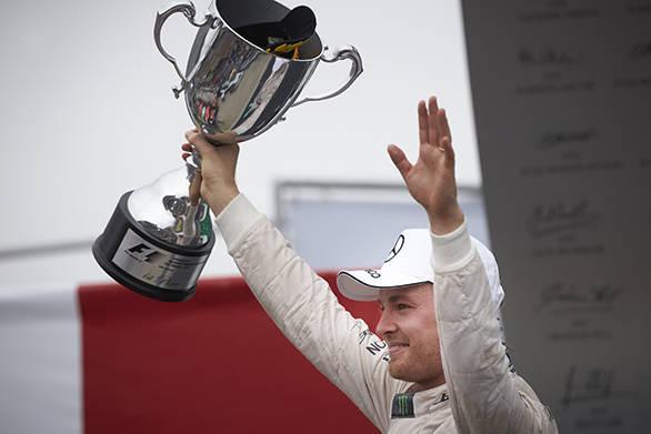 F1 - Season Preview Nico Rosberg