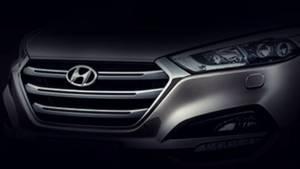 2016 Auto Expo: Hyundai Tucson teased