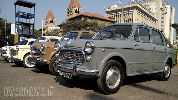 Fiat Classic car rally (6)
