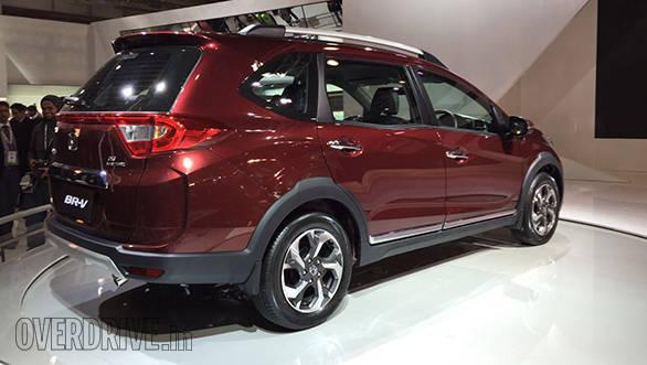 Honda BRV (5)