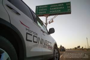 Honda Drive to Discover: Jodhpur to Jaisalmer