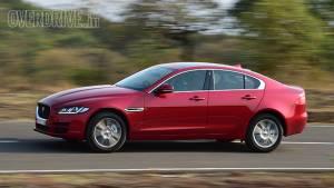 Image gallery: 2016 Jaguar XE
