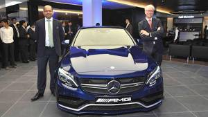Mercedes-Benz India inaugurates second dealership in Pune