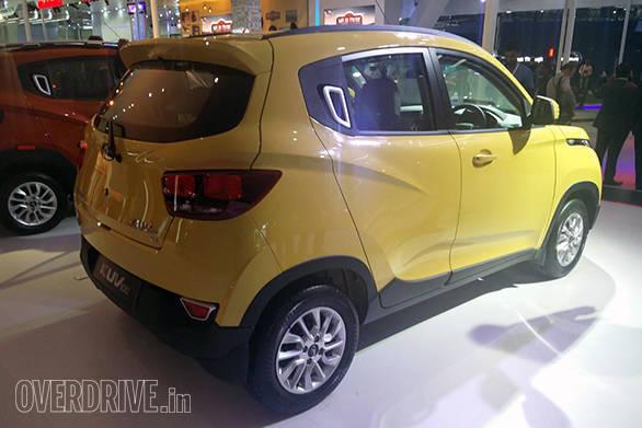 Mahindra KUV 100 (2)