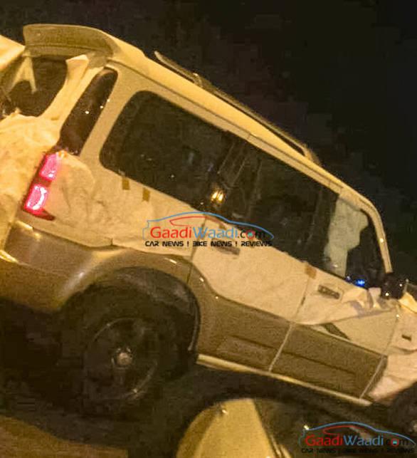 Mahindra Scorpio Special Edition 2