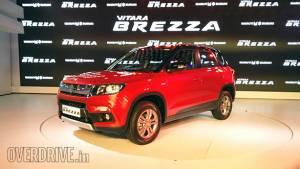 Maruti Suzuki Vitara Brezza likely to launch in India on March 21