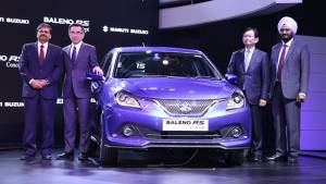 Maruti Suzuki Baleno RS bookings open in India