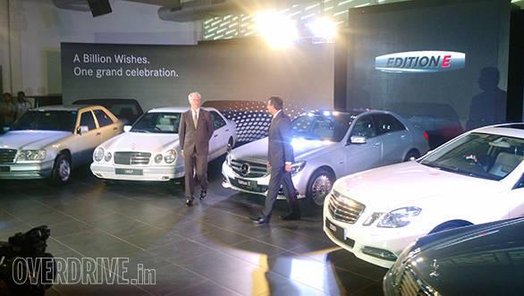 Mercedes-Benz E-Class Edition E (3)