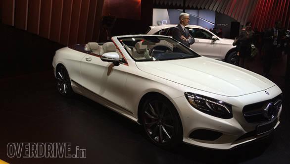 Mercedes-Benz S500 Convertible (12)