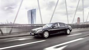 Mercedes-Maybach S 600 Guard to be launched in India on March 8, 2016