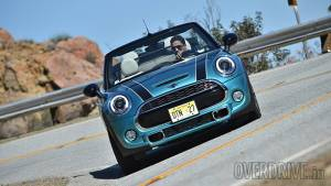 2016 Mini Cooper S convertible first drive review