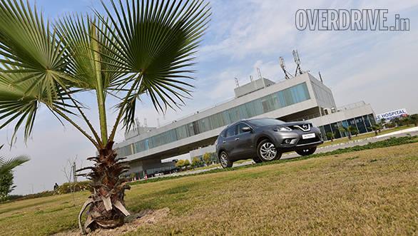 Nissan X-Trail Hybrid (7)