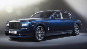 Rolls-Royce to cease production of the Phantom VII in 2016